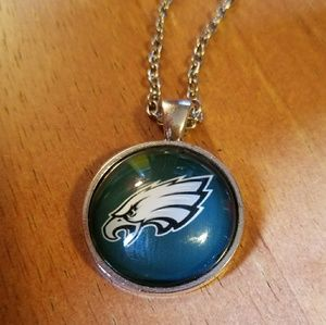 Jewelry - Circle Eagles Necklace